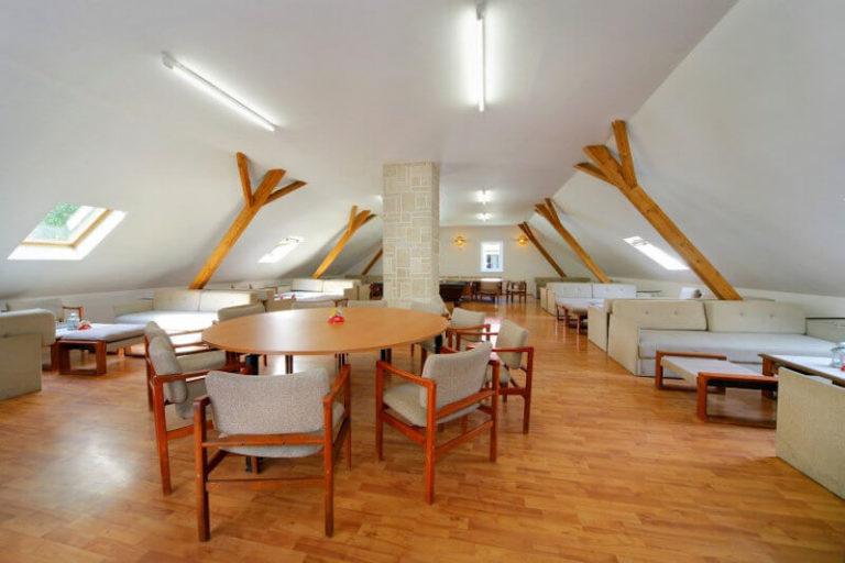 Machův mlýn interiér